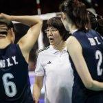 Lang Pin se despide del voleibol